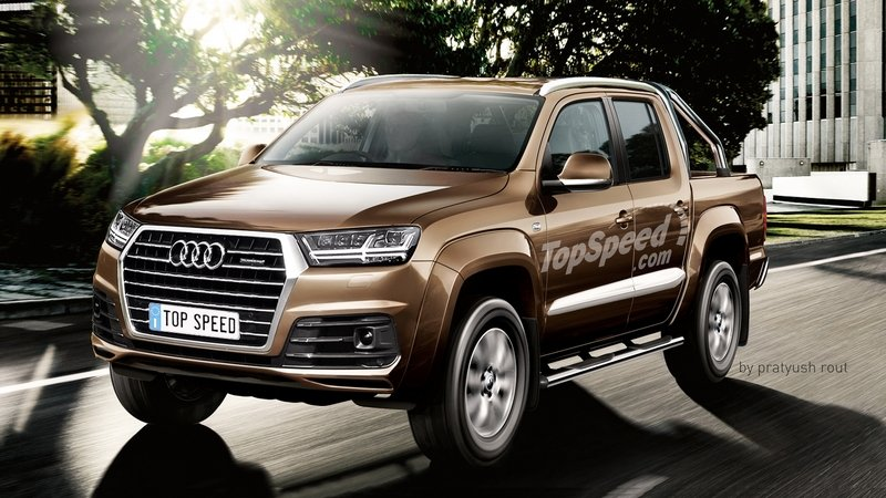 2019 Audi Pickup Interior, Design, Engine and Performance